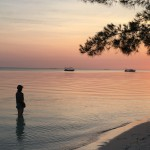 【アイランドワーク報告】 ビーチで時空を超える体験